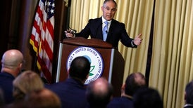 Trump Budget Cuts Funds for EPA by 31 Percent