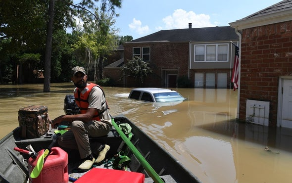 Hurricane Health Toll: Texas Doctor Uses Lessons from Katrina