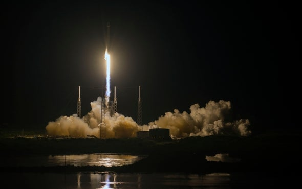 A Sixth Success! SpaceX Again Lands Rocket on a Ship at Sea