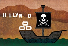 How Hollywood Is Encouraging Online Piracy