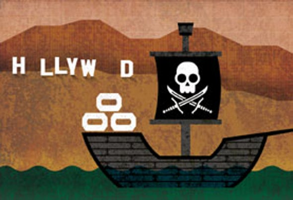 How Hollywood Is Encouraging Online Piracy - Scientific American