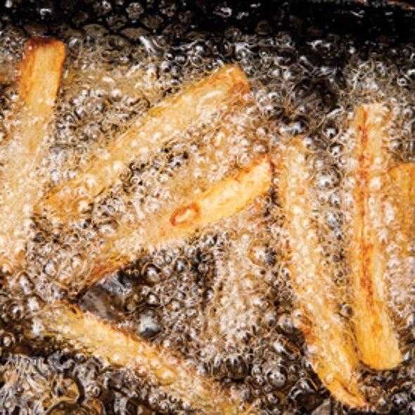 Ultrasonic French Fries