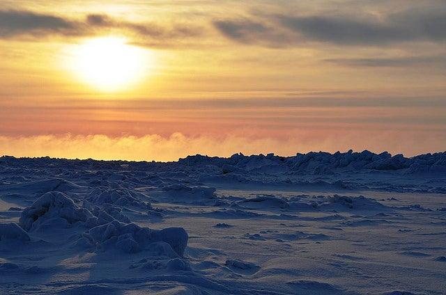 Arctic Warming Theory So Cutting Edge, It's Hard to Prove