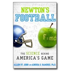 Newton's Football Book Cover