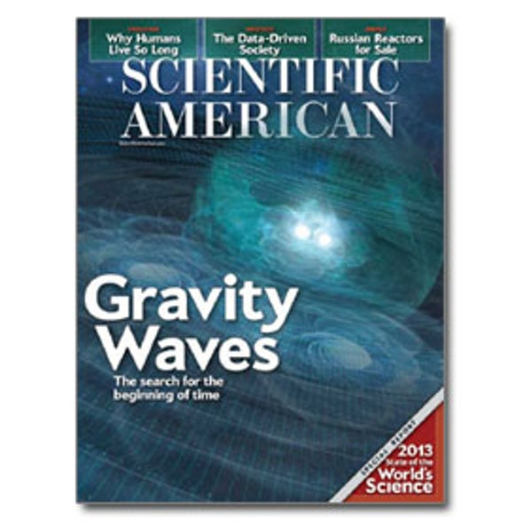 """Readers Respond to """"Gravitational Waves"""""""