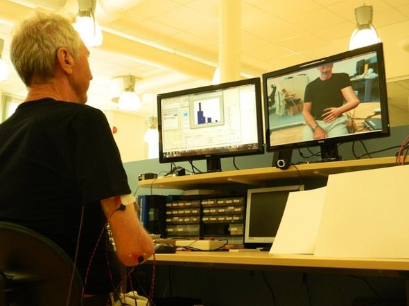 Virtual Reality Treatment Relieves Amputee's Phantom Pain