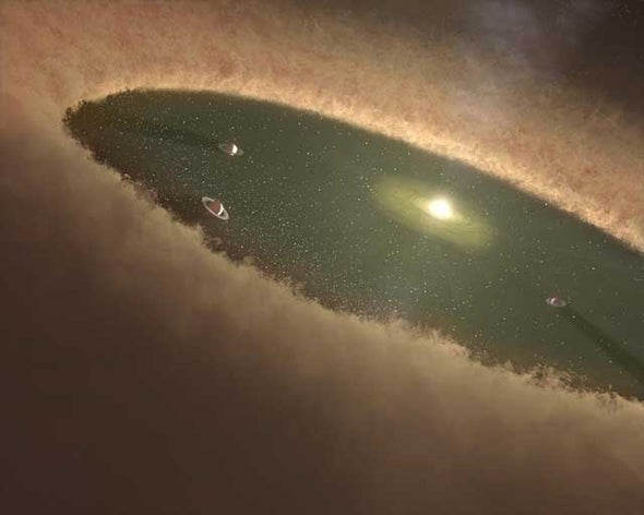 Birth of Planets! Formation of Alien Worlds Photographed for First Time