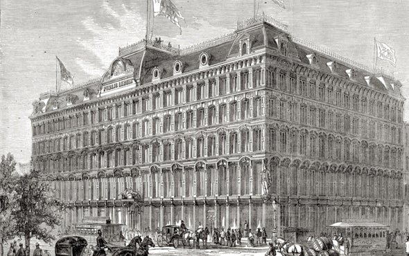 The Grand Face of Public Architecture, 1867