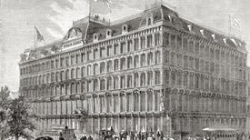 The Grand Face of Public Architecture, 1867