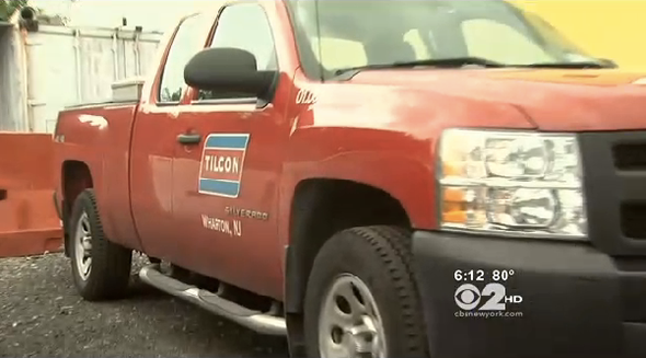 Truck driver has GPS jammer, accidentally jams Newark airport