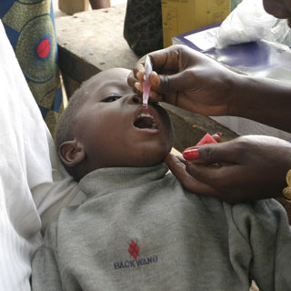 A Scourge of Childhood Reemerges as Polio Spreads in Western Africa