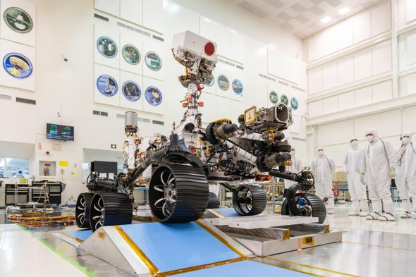 Rocks, Rockets and Robots: The Plan to Bring Mars Down to Earth