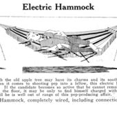 ELECTRIC HAMMOCK: