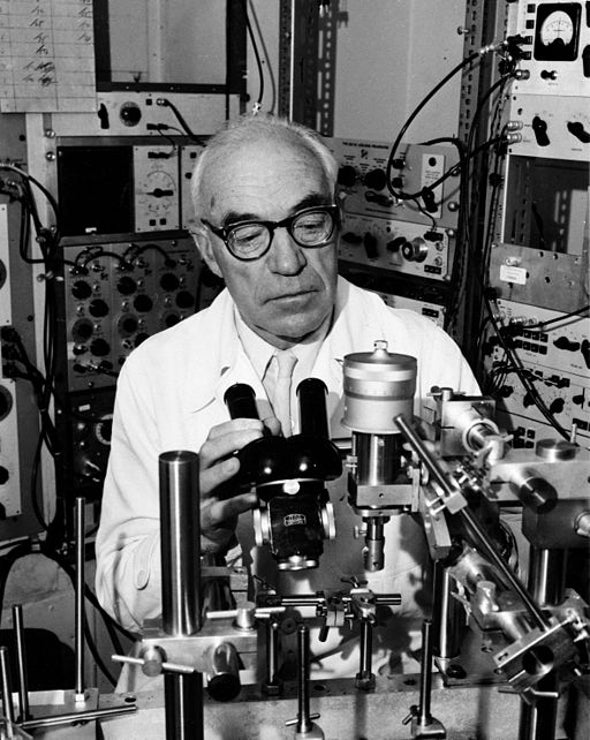 Physiology Pioneer's Nobel Prize Sells for Nearly $800,000