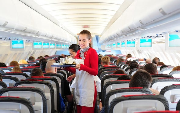 Air Travel Exposes You to Radiation--How Much Health Risk Comes with It?