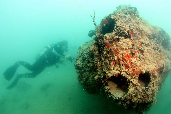 Archaeologists Survey Seaplanes Sunk During Pearl Harbor Attack