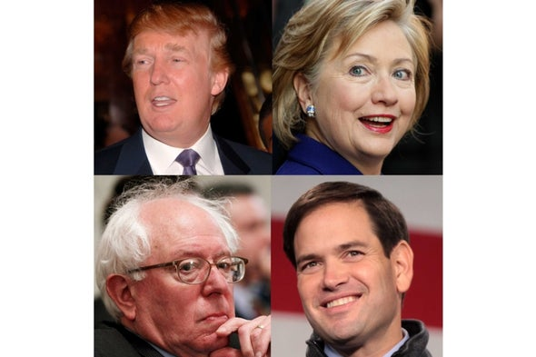 Presidential Candidates Give Voters Big Choices on Energy Plans