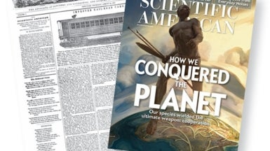 Happy 170th to <em>Scientific American</em>!