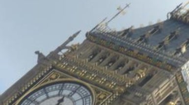 Time Shift: Is London's Big Ben Falling Down?