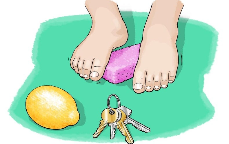 Sensing with Your Feet!