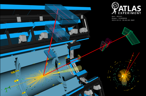 Higgs Boson Gives Next-Generation Particle Its Heft