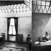Future City: Windowless Offices as the Healthy Alternative, 1932