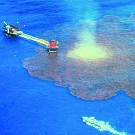 Ixtoc I oil spill