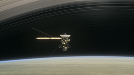 "Cassini's Death Dive into Saturn Reveals Weird Ring ""Rain"" and More"