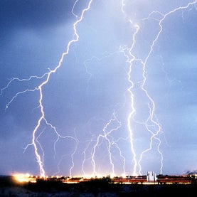 Has Climate Change Really Made Thunderstorms More Powerful?