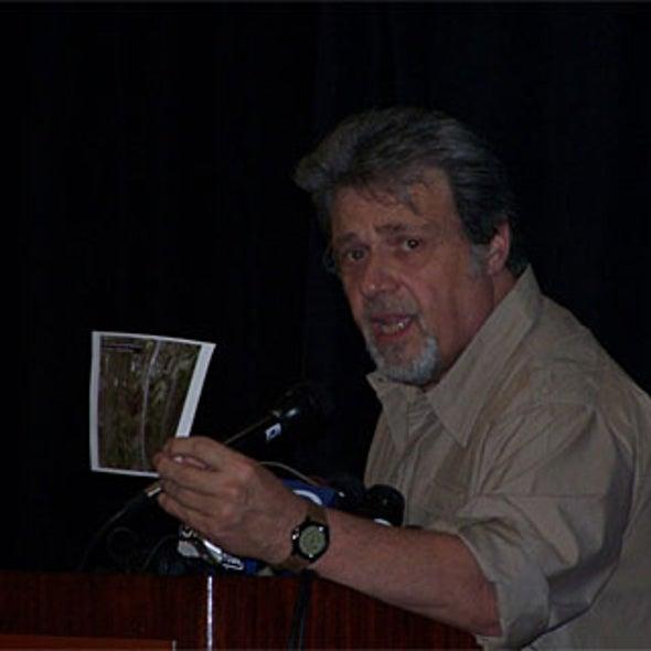 Bigfoot Press Conference Yields Little Evidence, Lots of Scorn