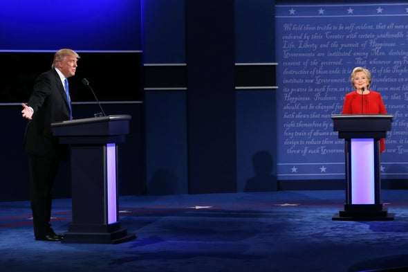 Chemical Industry Has Bad Reaction to Clinton and Trump