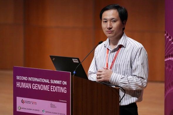 What CRISPR-Baby Prison Sentences Mean for Research