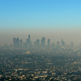 The Top 10 Cities for Air Quality