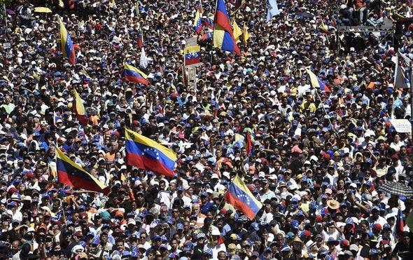 Venezuela Is Unraveling—So Is Its Science