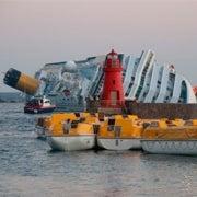 Massive Cables Are Slowly Raising the Costa Concordia Shipwreck
