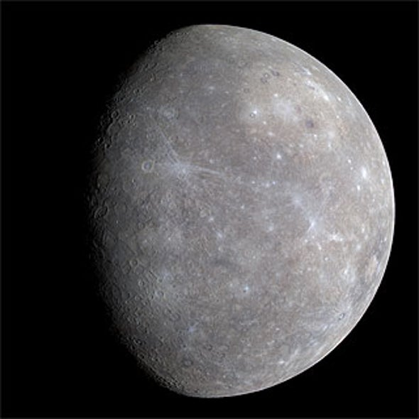 Mercury Flyby Reveals Active (but Shrinking) Core