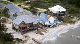 Hurricane-Resistant Building Code Helped Protect Alabama from Sally's Winds