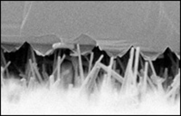 Nanowires Turn Vibrations into Electricity
