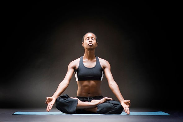 Meditation's Calming Effects Pinpointed in the Brain