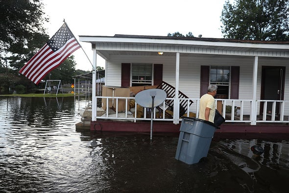 "Levees Won't Save Louisiana from a Climate ""Existential Crisis"""