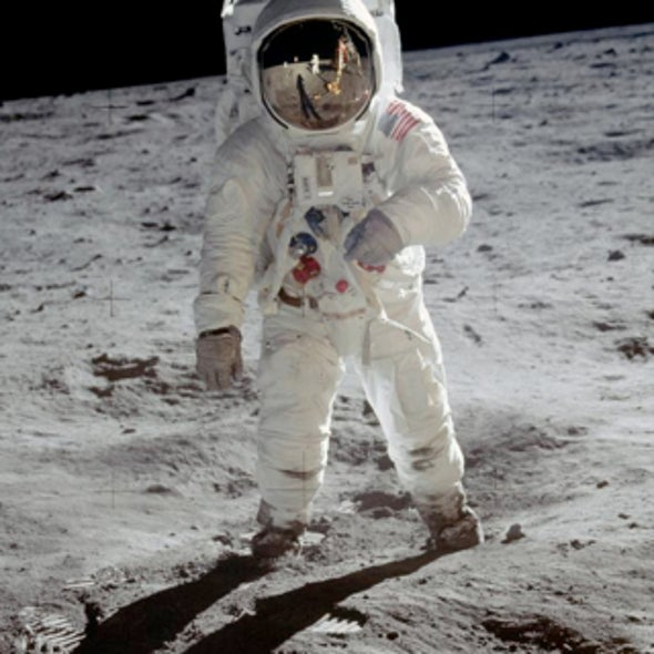 Apollo and the Moon: The Astronauts' View [Slide Show]