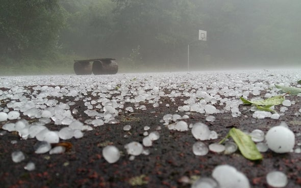 Scientists Want to Fly an Armored Warplane into Hailstorms