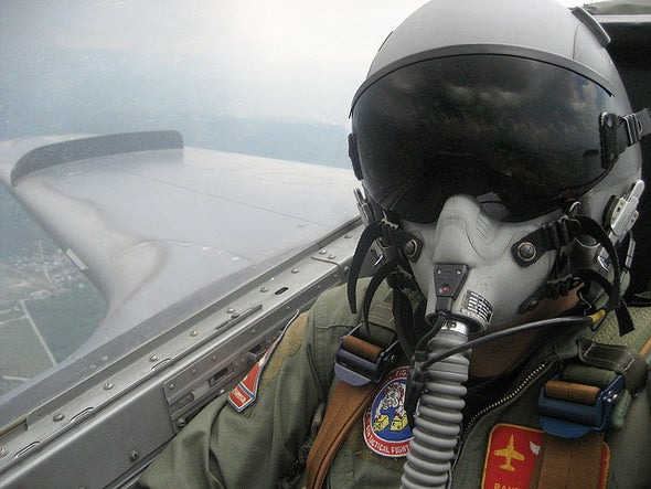 """Future """"Top Guns"""" Will Be Battle Managers Flying Bigger, Slower Aircraft"""