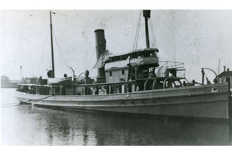 Long-Lost U.S. Navy Ship Discovered off California Coast