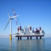 2. World's Biggest Offshore Wind Farm