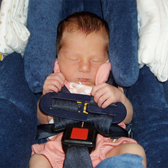 Child Car-Seat Rules Mostly Ignored