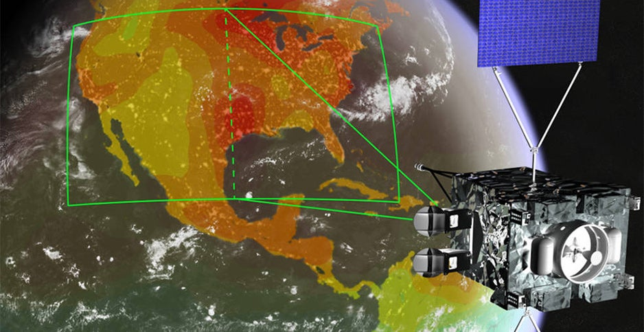 Meet the Satellites That Can Pinpoint Methane and Carbon