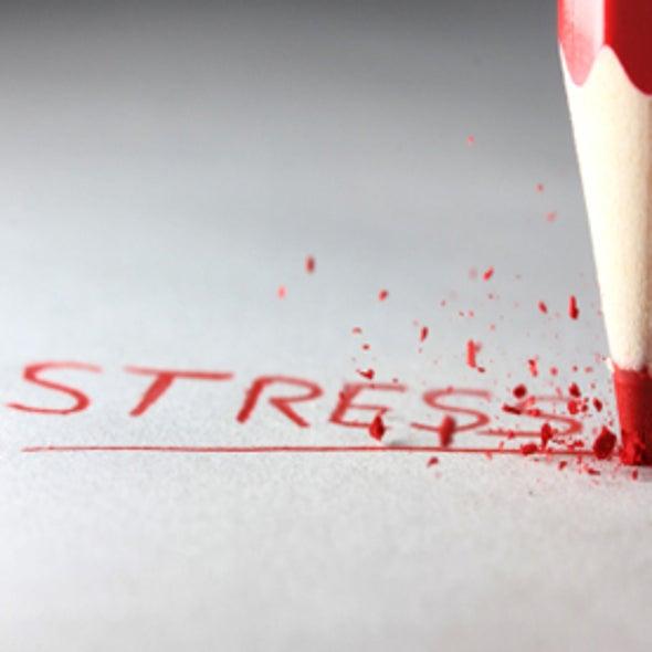 A Periodic Stress Meter