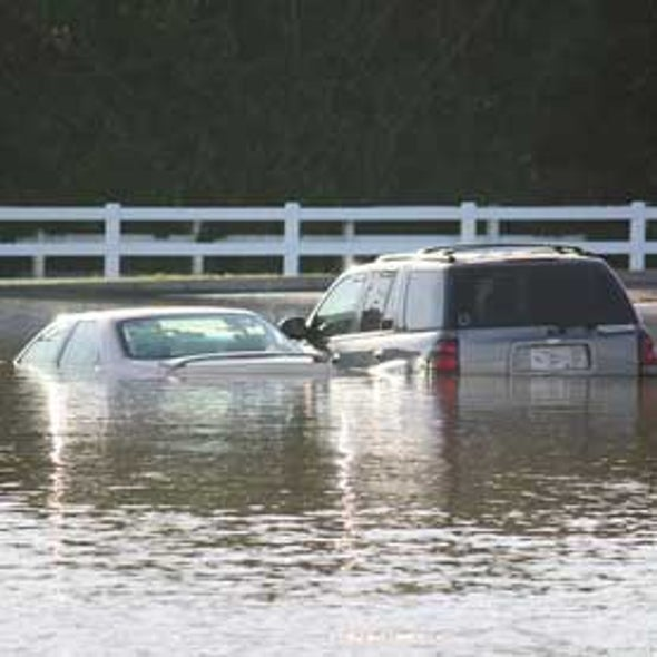 Flood-Damaged Used Cars Hitting the Market