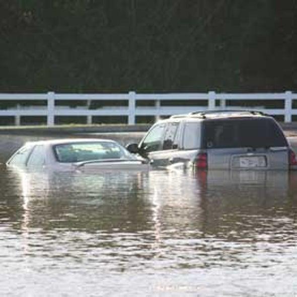 Flood-Damaged Used Cars Hitting the Market
